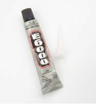 E6000 Glue 9ml With Nozzle